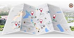 NU Map บริการค้นหาเส้นทาง